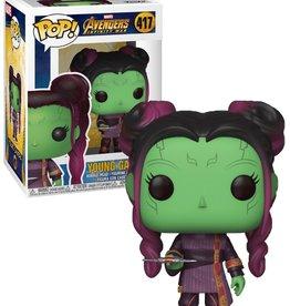 Funko Avengers  417 ( Funko Pop ) Young Gamora