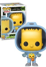 The Simpsons 1026 ( Funko Pop ) Spaceman Bart