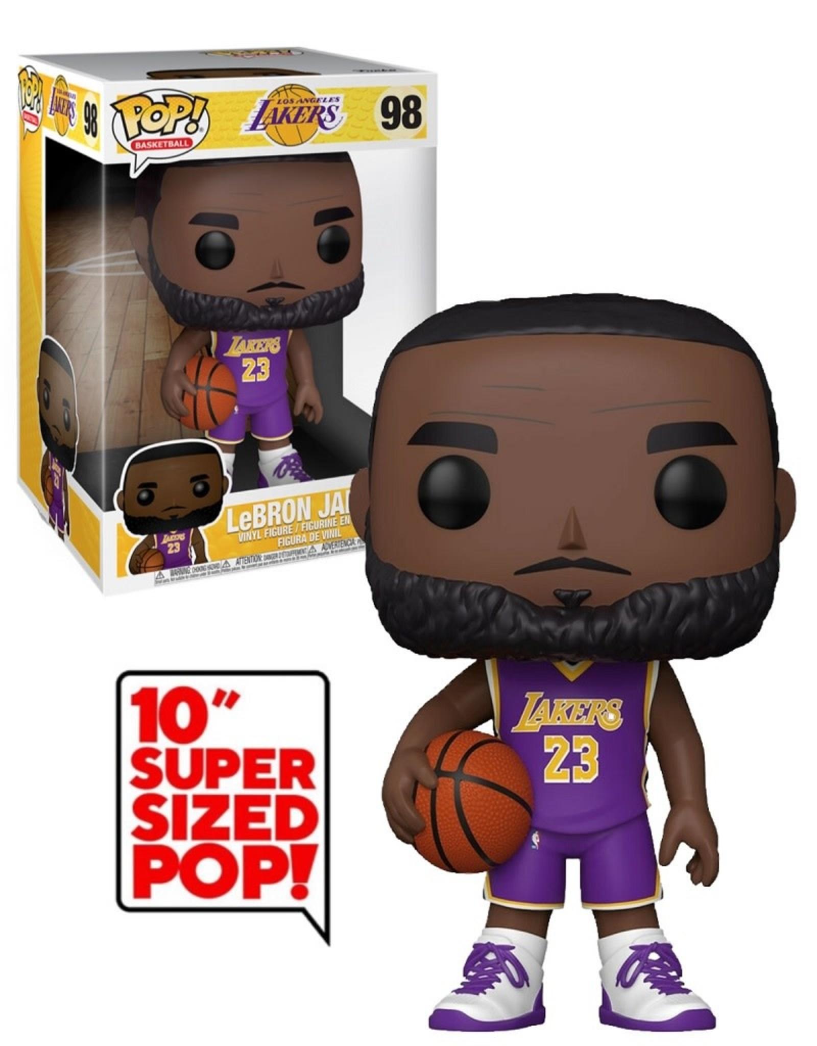 Lakers 98 ( Funko Pop ) LeBron James
