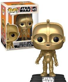 Star Wars 423 ( Funko pop ) C-3PO Concept series