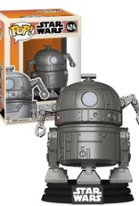 Star Wars 424 ( Funko Pop ) R2-D2 Concept Series