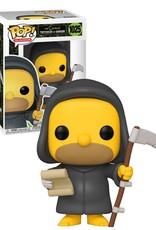 The Simpsons 1025 ( Funko Pop ) Grim Reaper Homer