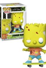 The Simpsons 1027 ( Funko Pop ) Zombie Bart