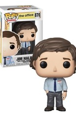 The Office 870 ( Funko Pop ) Jim Halpert