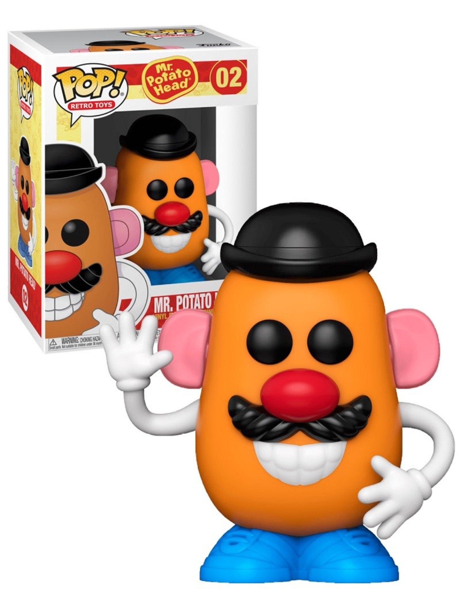 Mr. Potato Head 02 ( Funko Pop )