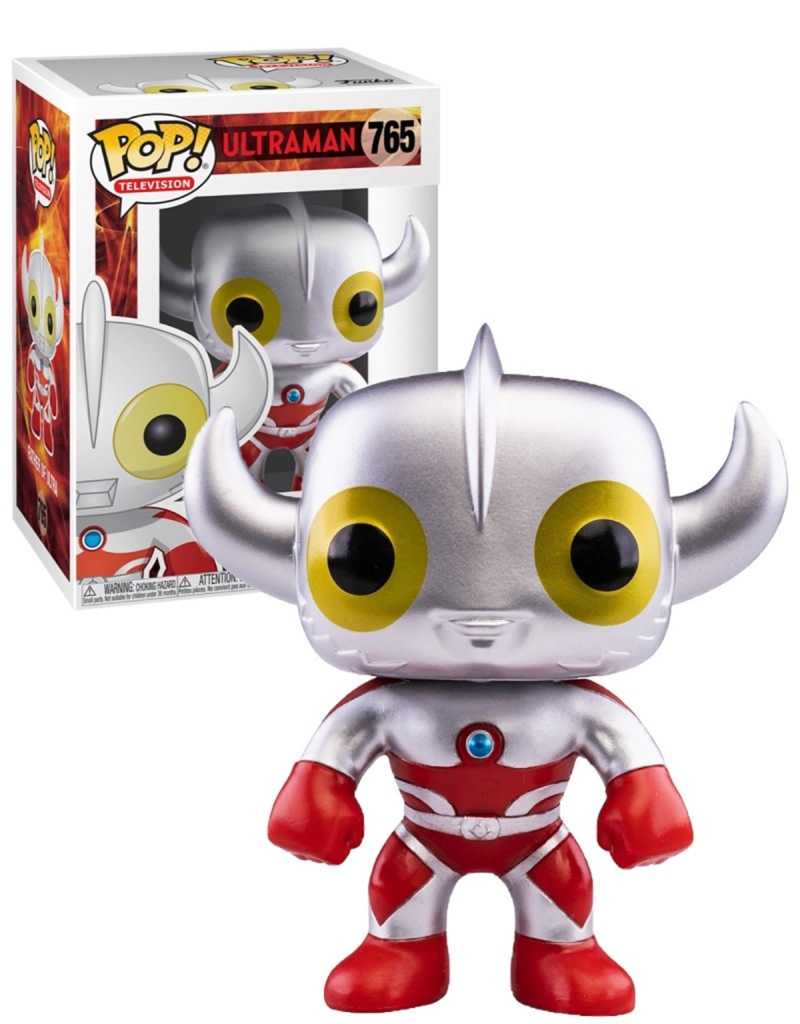Ultraman 765 ( Funko Pop ) Father of Ultra