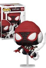 Spider-Man 771 ( Funko Pop ) Miles Morales Winter Suit
