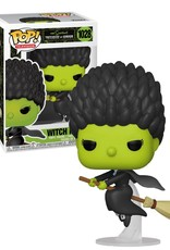 The Simpsons 1028 ( Funko Pop ) Witch Marge