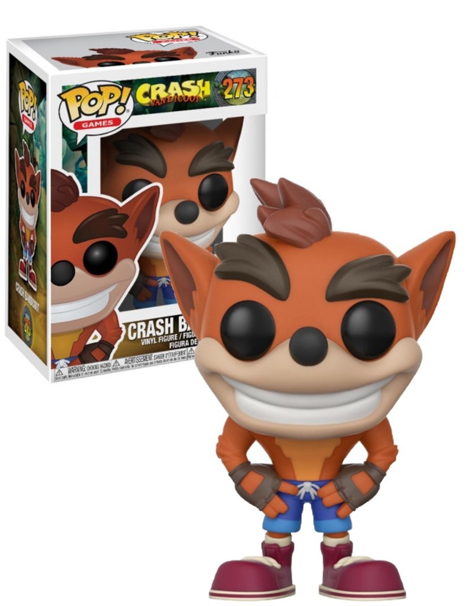 Crash Bandicoot 273 (  Funko Pop )