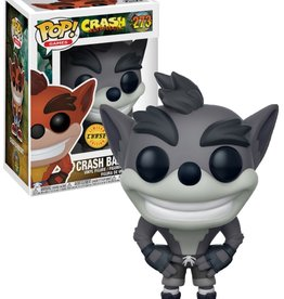 Crash Bandicoot 273 ( Funko Pop ) CHASE