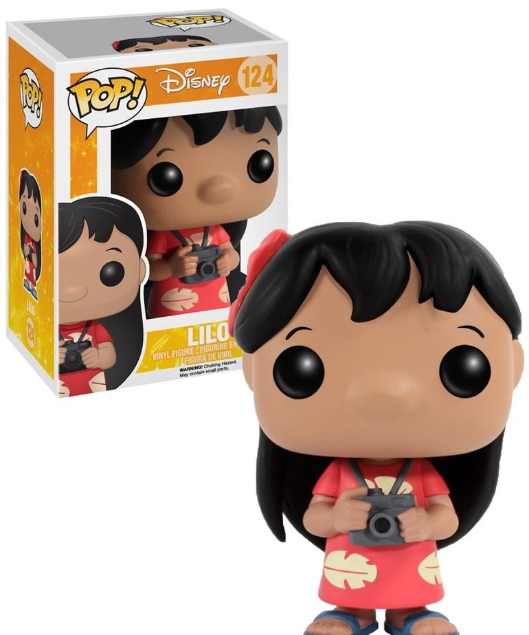 Disney Disney 124 ( Funko Pop ) Lilo
