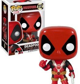Marvel Marvel 112 ( Funko Pop ) Deadpool