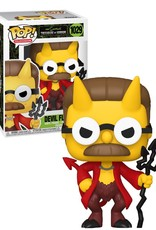 The Simpsons 1029 ( Funko Pop ) Devil Flanders
