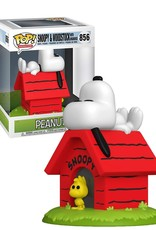 Peanuts 856 ( Funko Pop ) Snoopy & Woodstock