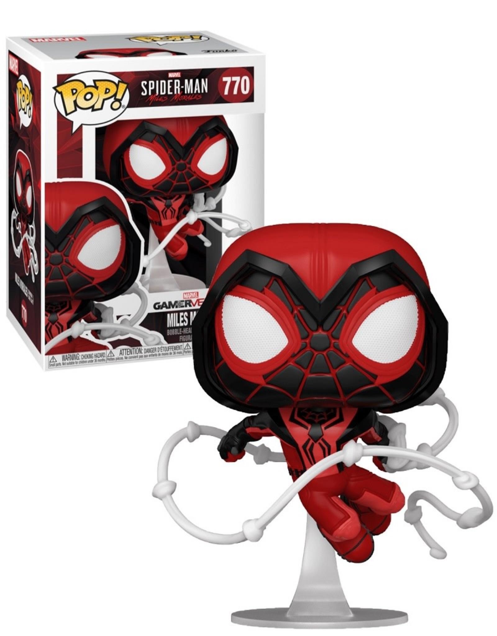 Spider-Man 770 ( Funko Pop ) Miles Morales