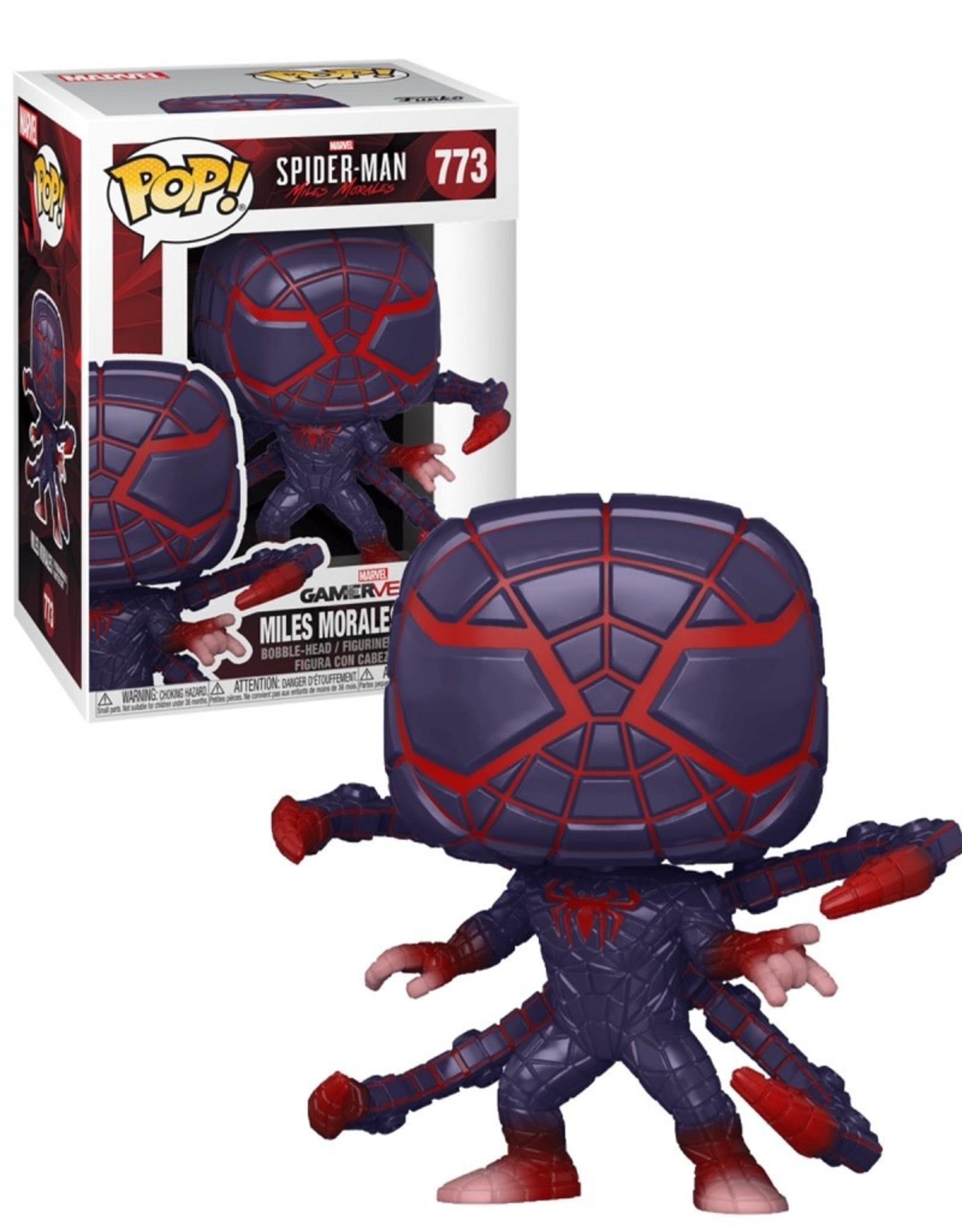 Spider-Man 773 ( Funko Pop ) Miles Morales