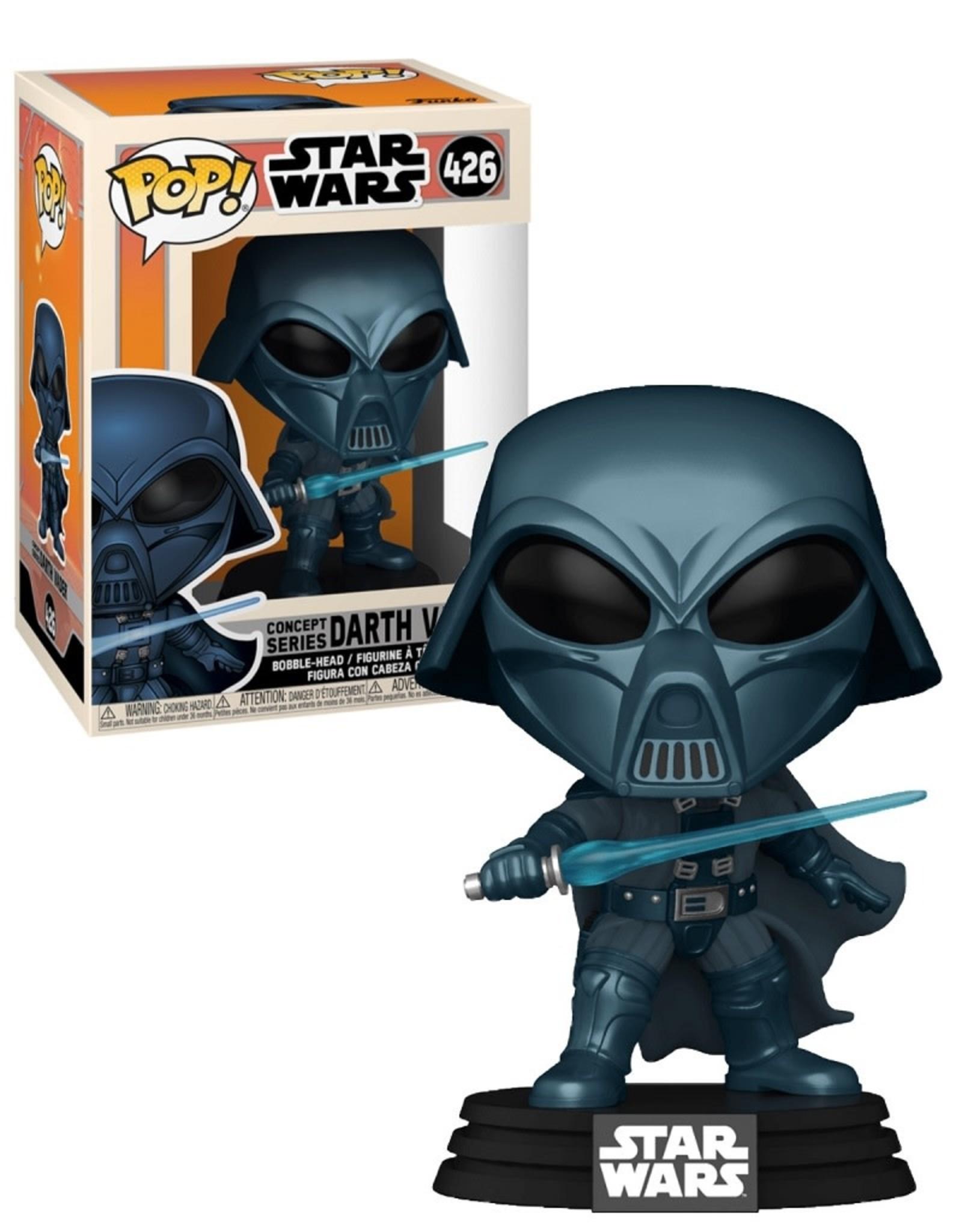 Star Wars 426 ( Funko Pop ) Darth Vader CONCEPT SERIES