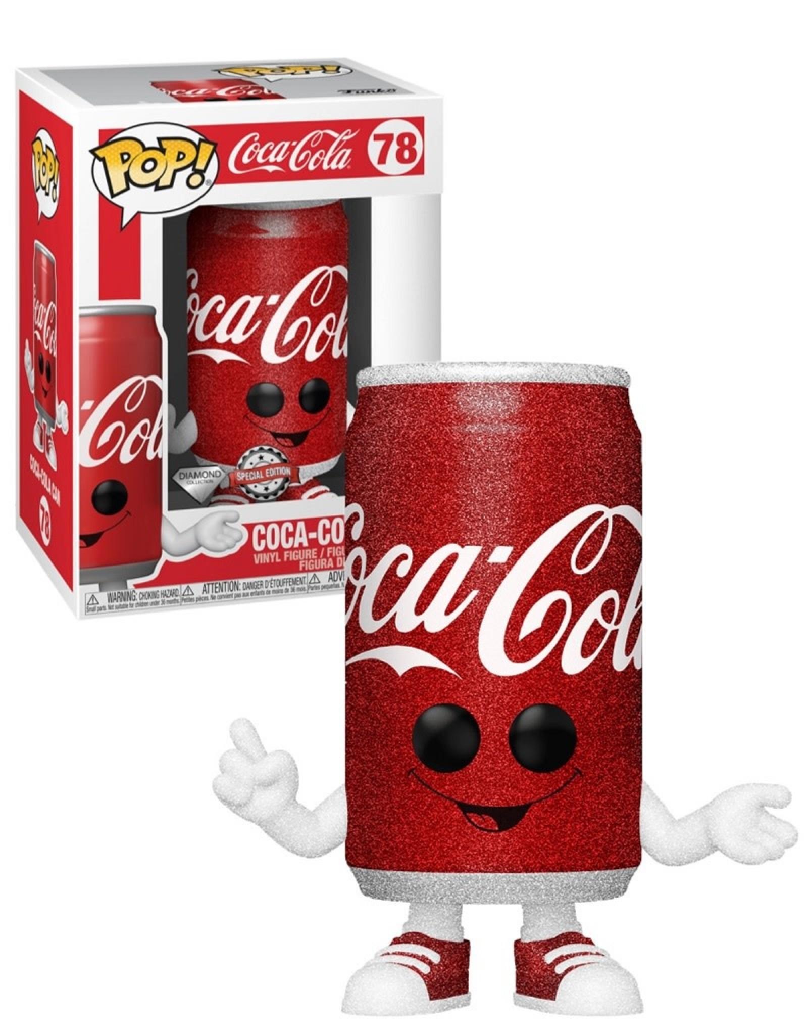 Coca-Cola 78 ( Funko Pop ) Coca-Cola Can