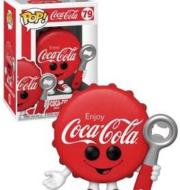 Coca-Cola 79 ( Funko Pop ) Coca-Cola Bottle Cap
