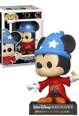 Walt Disney 50 Ann. 799 ( Funko Pop ) Sorcerer Mickey