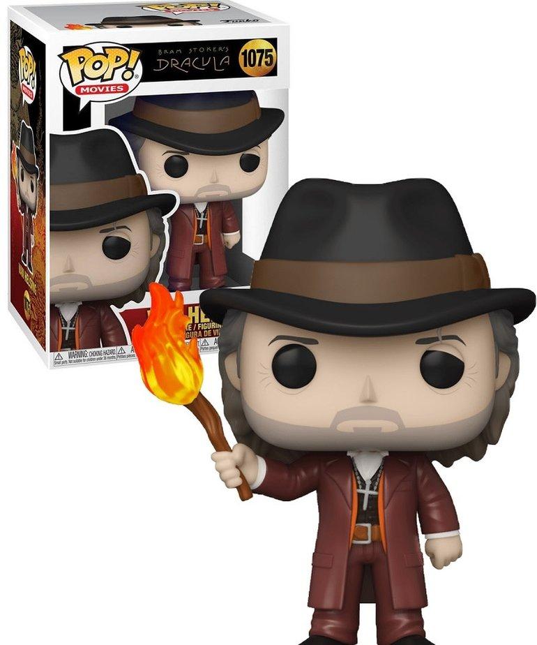 Dracula 1075 ( Funko Pop ) Van Helsing