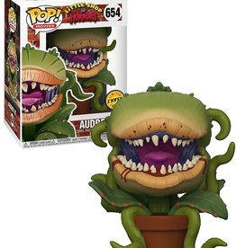 Little Shop of Horrors 654 ( Funko Pop ) Audrey II CHASE