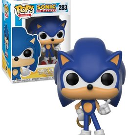 Sonic with ring 283 ( Funko Pop )