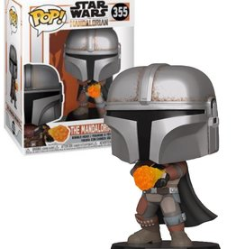 Star Wars 355 ( Funko Pop ) The Mandalorian