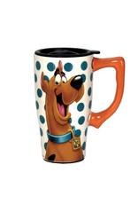 Scooby Doo ( Ceramic Travel Mug  )