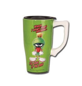 Looney Tunes ( Tasse de Transport en Céramique ) Marvin