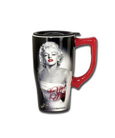 Marilyn Monroe Marilyn Monroe ( Ceramic Travel Mug ) Some Like it Hot