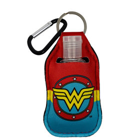 Dc Comics ( Étui pour Désinfectant pour les Mains ) Wonder Woman