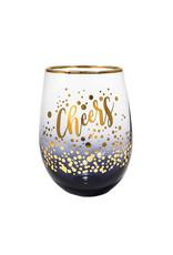 Cheers  ( Wine Glass ) Bubbles