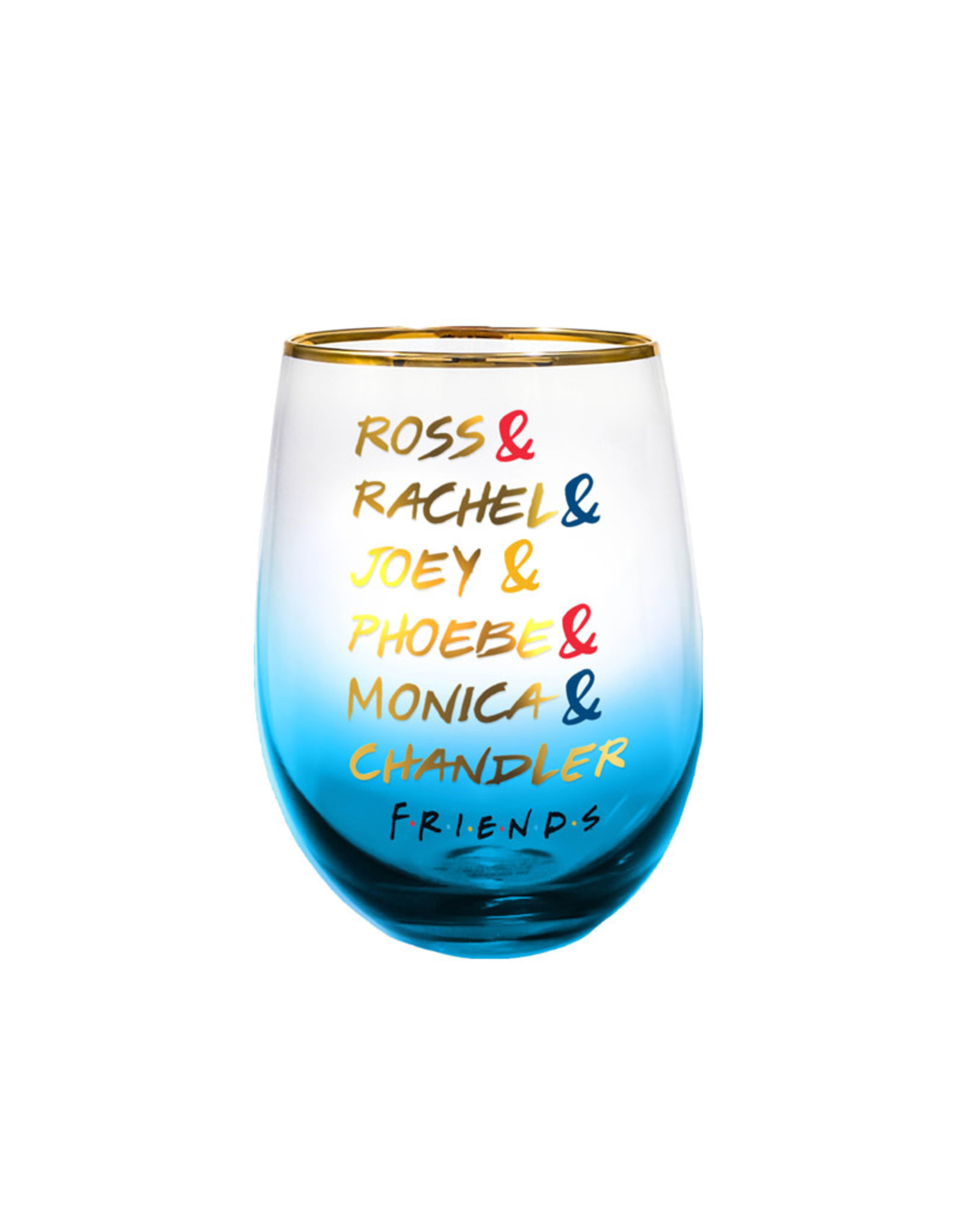 Friends ( Wine Glass ) Character Names