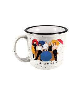 Friends ( Tasse en Céramique ) Personnages