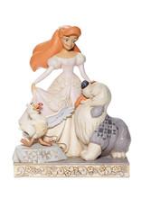 Disney Disney ( Disney Traditions Figurine ) Ariel & Max