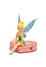 Disney ( Disney Traditions Figurine ) Tinkerbell Heart