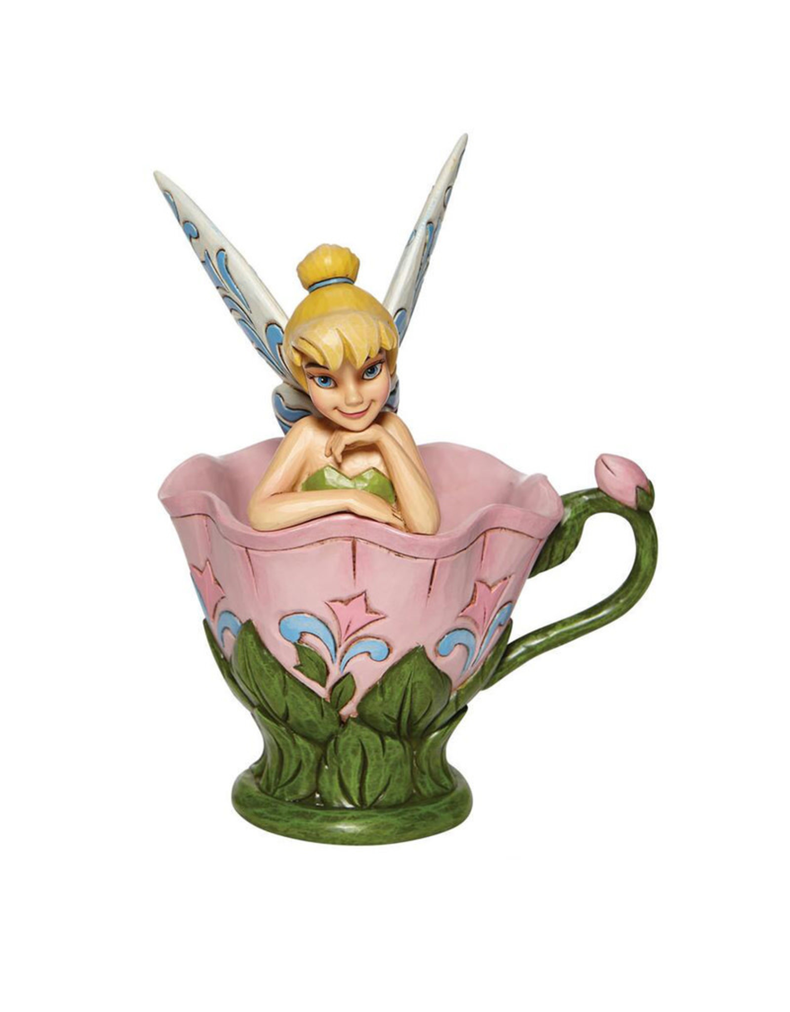 Disney Disney ( Disney Traditions Figurine ) Tinkerbell Cup