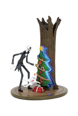 The Nightmare Before Christmas ( Illuminated Figurine ) Jack & Zero