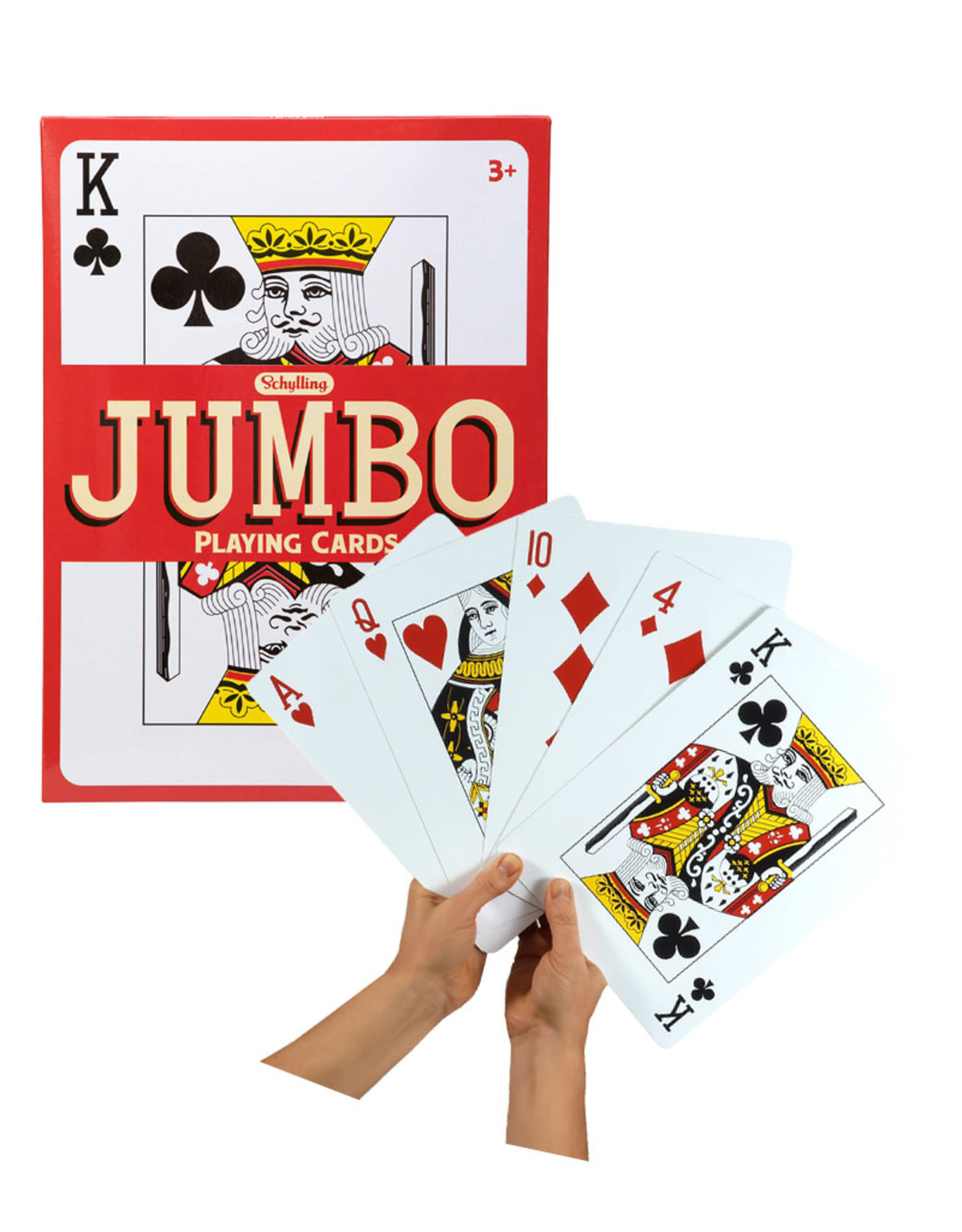 Jumbo ( Playing Cards )