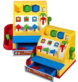 Fisher Price ( Retro Toy ) Cash Register