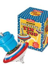 Bouncing Tin Top ( Retro Toy )