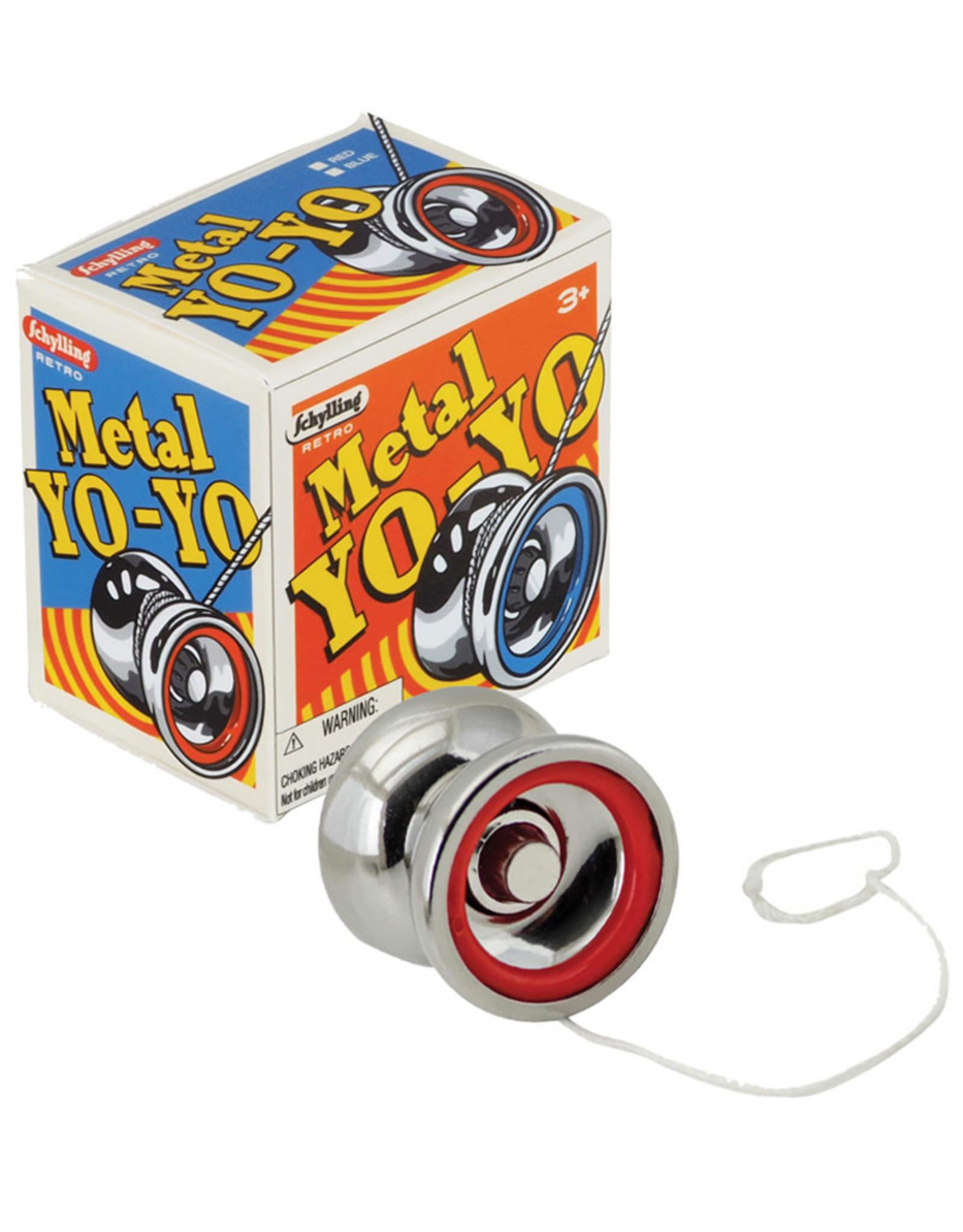 Metal Yo-Yo ( Retro Toy )