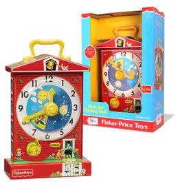 Fisher Price ( Jouet Rétro ) Horloge d'Enseignement