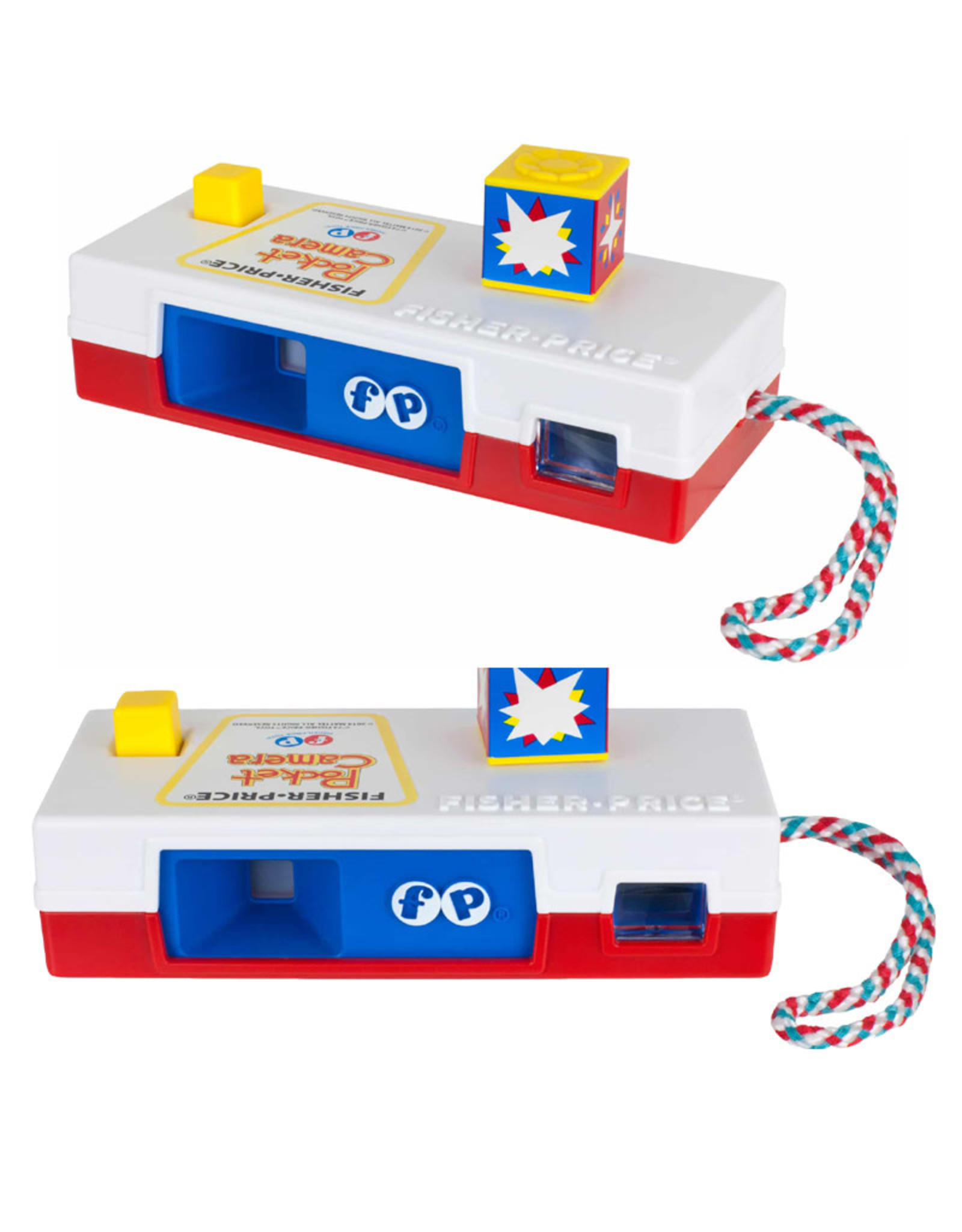 Fisher Price ( Retro Toy ) Pocket Camera