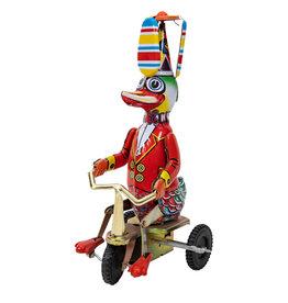 Canard sur Bicyclette ( Jouet Rétro )