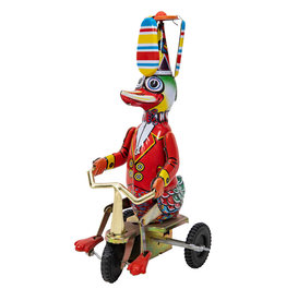 Duck on Bike ( Retro Toy )