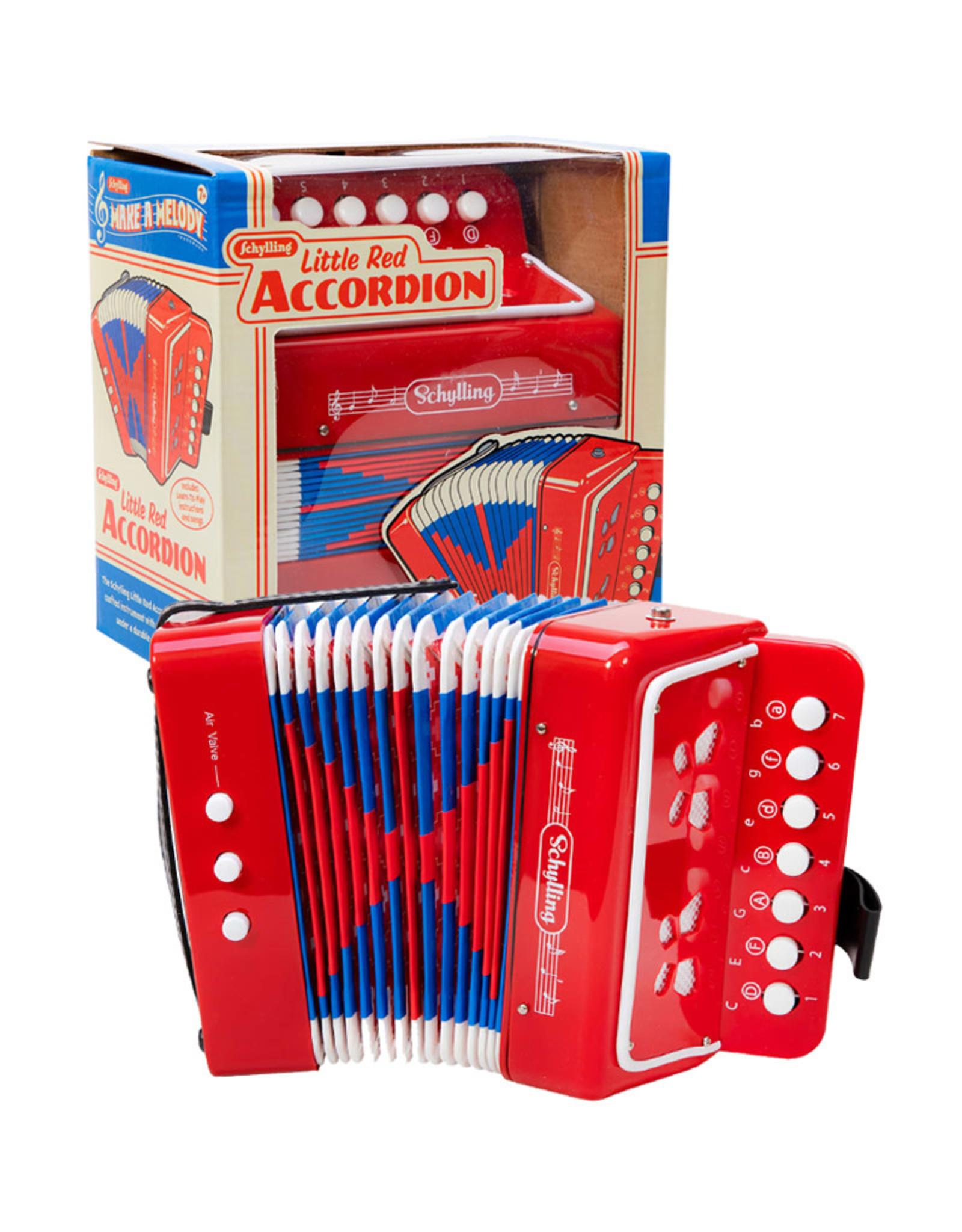 Accordion ( Retro Toy )