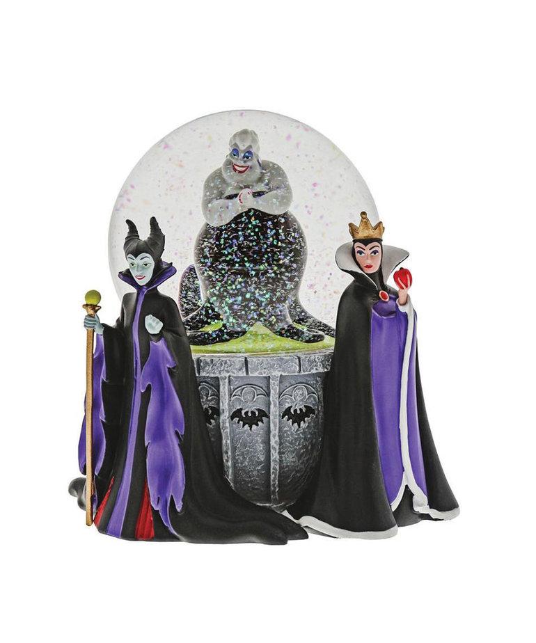 Disney Disney ( Illuminated Globe ) Villains