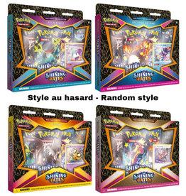 Pokémon ( Ensemble de Cartes ) Mad Party Pin Collection Shining Fates